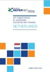 Key competences in vocational education and training - Netherlands