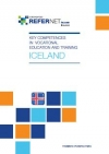 Cover Key competences in vocational education and training - Iceland