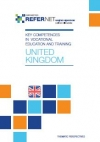Cover Key competences in vocational education and training - United Kingdom