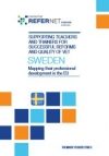 Cover Supporting teachers and trainers Sweden
